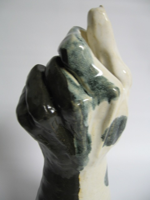 Hand, back view