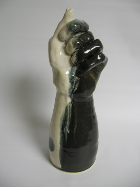 Hand, front view