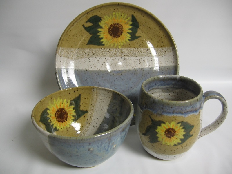 Sunflower Office Set